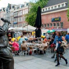 Отель Old South Apartments - De Pijp Area Нидерланды, Амстердам - отзывы, цены и фото номеров - забронировать отель Old South Apartments - De Pijp Area онлайн городской автобус