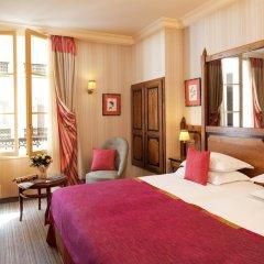 Отель Hôtel Au Manoir St-Germain des Prés комната для гостей фото 2