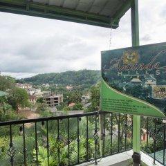 Отель Amanda Hills Канди балкон