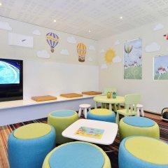 Отель Novotel Budapest City детские мероприятия