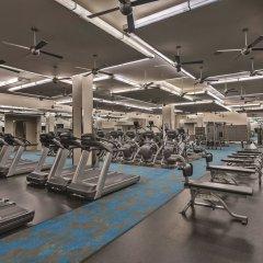 Отель Bellagio фитнесс-зал фото 2