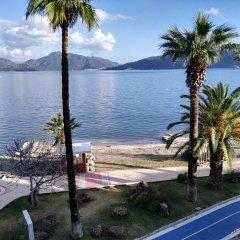 Отель Uysal Motel пляж фото 2