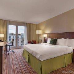 Отель Courtyard by Marriott Munich City East Мюнхен комната для гостей