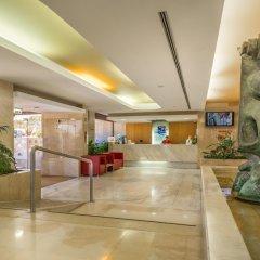 Отель Interpass Vau Hotel Apartamentos Португалия, Портимао - отзывы, цены и фото номеров - забронировать отель Interpass Vau Hotel Apartamentos онлайн интерьер отеля фото 2