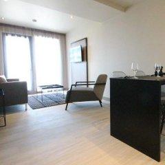 Отель La Reserve Aparthotel 4* Улучшенные апартаменты с различными типами кроватей фото 4