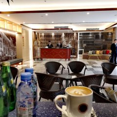 Sino Hotel Guangzhou интерьер отеля фото 2