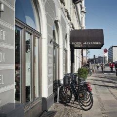 Отель Alexandra Дания, Копенгаген - отзывы, цены и фото номеров - забронировать отель Alexandra онлайн городской автобус