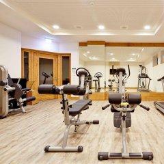 Hotel Garni Melanie фитнесс-зал