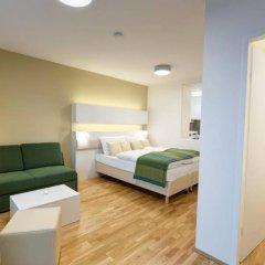 Отель Smart Apart Living Австрия, Вена - отзывы, цены и фото номеров - забронировать отель Smart Apart Living онлайн комната для гостей фото 3