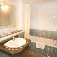 Отель Intercontinental Hotel Tangier Марокко, Танжер - отзывы, цены и фото номеров - забронировать отель Intercontinental Hotel Tangier онлайн ванная