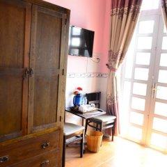 Отель Ba Dat Homestay Q6 удобства в номере