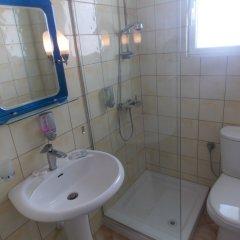 Отель Oskar Албания, Саранда - отзывы, цены и фото номеров - забронировать отель Oskar онлайн ванная фото 2