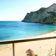 Отель Apartamentos Hipocampos пляж фото 2