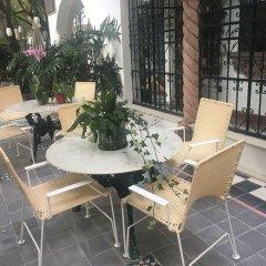 Отель Orchid House Polanco Мехико балкон