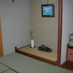 Tokushima Grand Hotel Kairakuen Минамиавадзи сейф в номере