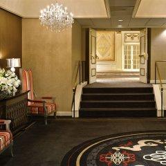 Kimpton Sir Francis Drake Hotel интерьер отеля