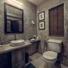 Отель Taru Villas-Lake Lodge Шри-Ланка, Коломбо - отзывы, цены и фото номеров - забронировать отель Taru Villas-Lake Lodge онлайн ванная фото 2