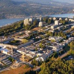 Отель The Residence Club Vancouver Канада, Ванкувер - отзывы, цены и фото номеров - забронировать отель The Residence Club Vancouver онлайн пляж фото 2