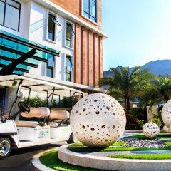 Отель The Beach Heights Resort Таиланд, Пхукет - 7 отзывов об отеле, цены и фото номеров - забронировать отель The Beach Heights Resort онлайн городской автобус