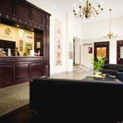 Hotel Diament Plaza Gliwice интерьер отеля