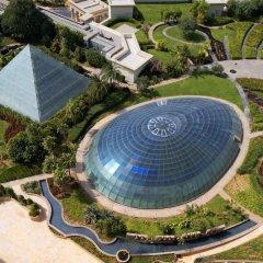Отель Raffles Dubai спортивное сооружение