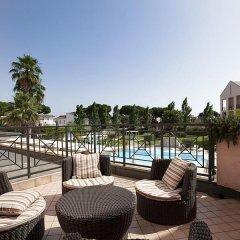 Отель Isola Sacra Rome Airport пляж