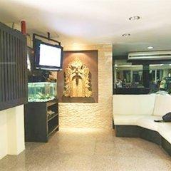 Отель Pinnacle Sukhumvit Inn Бангкок сауна