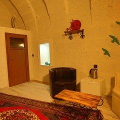 Отель Sakli Cave House Аванос комната для гостей