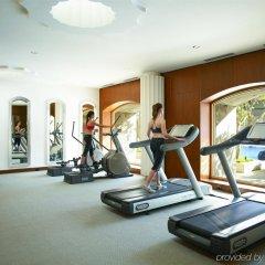 Отель Trident, Gurgaon фитнесс-зал