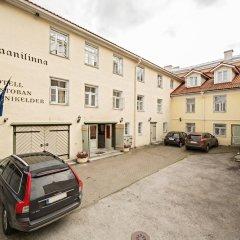 Taanilinna Hotel парковка