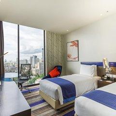 Отель Holiday Inn Express Bangkok Siam комната для гостей фото 5