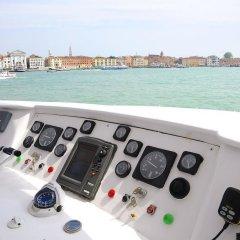 Отель Yacht Fortebraccio Venezia пляж
