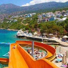 Villa Beach Park Турция, Патара - отзывы, цены и фото номеров - забронировать отель Villa Beach Park онлайн пляж