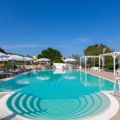 Отель Gallipoli Resort Италия, Галлиполи - отзывы, цены и фото номеров - забронировать отель Gallipoli Resort онлайн бассейн фото 2