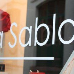 Отель B&B Villa Sablon Брюссель интерьер отеля