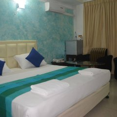 Отель VJ City Hotel Шри-Ланка, Коломбо - отзывы, цены и фото номеров - забронировать отель VJ City Hotel онлайн комната для гостей фото 4