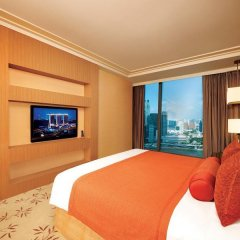 Отель Marina Bay Sands 5* Люкс Orchid с различными типами кроватей фото 5