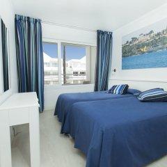 Отель Apartamentos Habitat комната для гостей