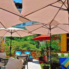 Hotel Petit Mercedes Puerto Vallarta бассейн фото 3