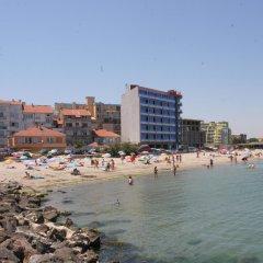 Hotel Sunny Bay Поморие пляж фото 2