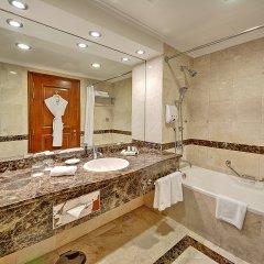 Ascot Hotel Дубай ванная