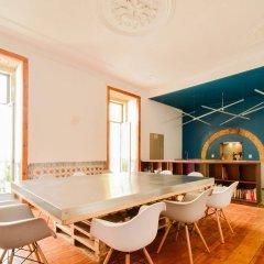 Отель Lost Lisbon - Chiado Португалия, Лиссабон - отзывы, цены и фото номеров - забронировать отель Lost Lisbon - Chiado онлайн питание