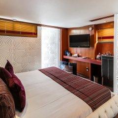 Отель VIP Paris Yacht Hotel Франция, Париж - отзывы, цены и фото номеров - забронировать отель VIP Paris Yacht Hotel онлайн комната для гостей фото 3