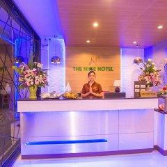 Отель The Nice Hotel Таиланд, Краби - отзывы, цены и фото номеров - забронировать отель The Nice Hotel онлайн интерьер отеля