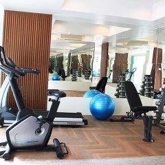 Отель Krabi Tipa Resort фитнесс-зал