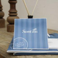 Sweet Inn Apartments - Molcho Street Израиль, Иерусалим - отзывы, цены и фото номеров - забронировать отель Sweet Inn Apartments - Molcho Street онлайн удобства в номере