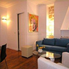 Отель Appartements Marais Temple Франция, Париж - отзывы, цены и фото номеров - забронировать отель Appartements Marais Temple онлайн комната для гостей
