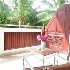 Отель Amal Beach Бентота балкон
