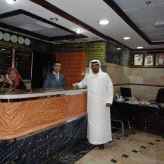 Al Jazeerah Hotel интерьер отеля