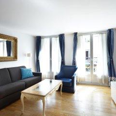 Отель du Louvre - St-Honoré Франция, Париж - отзывы, цены и фото номеров - забронировать отель du Louvre - St-Honoré онлайн комната для гостей фото 2